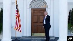 当选总统川普