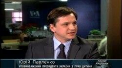 У Януковича перевірили добробут дітей у США