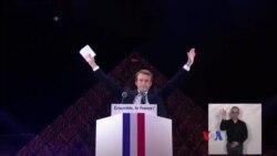 Emmanuel Macron အေၾကာင္း ေကာက္ႏႈတ္ခ်က္