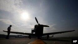 Pesawat Mooney M20 (Foto: dok.)