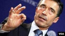 NATO baş katibi Anders Foq Rasmussen