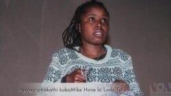 Lady Tshawe: Kunzima Ukuba Yimbongi