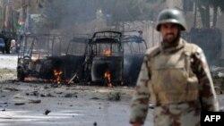 انفجار دو بمب در پاکستان ۵ قربانی گرفت