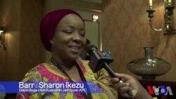 Hira da Barr Sharon Ikezu daga Najeriya, Kan Muhimmancin Tarukan Jam'iyyun Siyasa na Amurka.