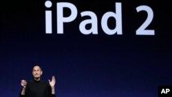 Pojavljivanje Stevea Jobsa na prezentaciji iPada 2 povećalo cijene dionice Applea