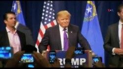Donald Tramp Nevada kokusunun qalibi oldu