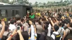 Demo Peringati Penandatanganan Perjanjian New York soal Papua Berakhir Ricuh
