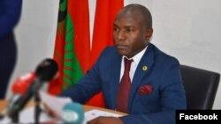 Agostinho Kamuango, líder da JURA