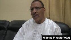 Bazoun Muhammad, ministan cikin gida na Jamhuriyar Nijar