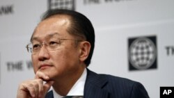 Le président du groupe de la Banque mondiale, Jim Yong Kim, qui a récemment lancé l'Initiative régionale Grands Lacs