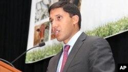 Rajiv Sha direcotr da USAID avistou-se com Armando Guebuza para discutir aumento da ajuda americana