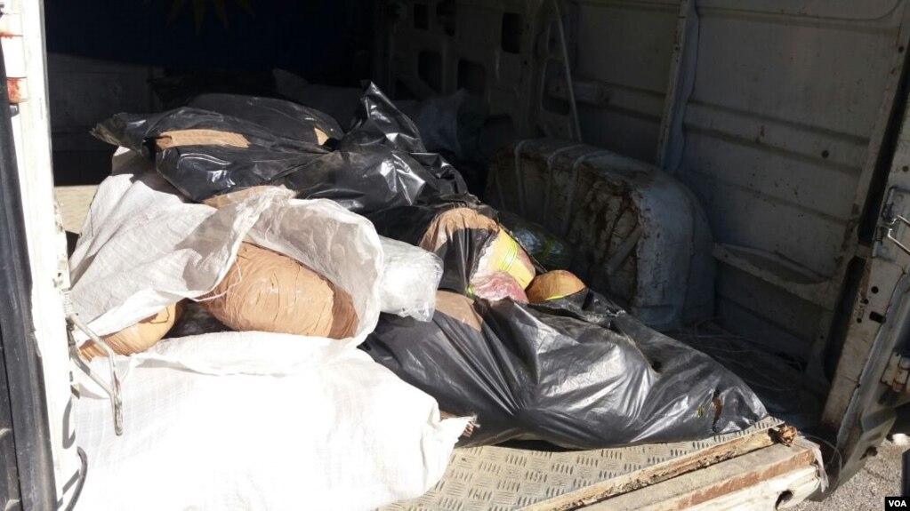 Policia italiane: rreth 10,3 tonë drogë bllokuar në mars