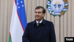 O'zbekistonning yangi prezidenti Shavkat Mirziyoyev