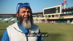 مشتاق احمد پی ایس ایل ٹرافی جیتنے کے لیے پرعزم