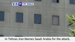 VOA60 World PM - Iran: At least 12 people killed in militant attack in Tehran