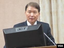 台湾国防部长高广圻