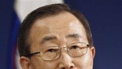 دبیرکل سازمان ملل متحد: کانادا برای کاهش گازهای گلخانه ای به تعهدات خود عمل کند