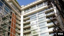 Knightsbridge mənzilinin təqribi dəyəri - $ 26 milyon dollar (London)
