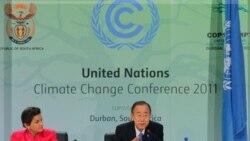 هفدهمین نشست تغییرات آب و هوایی سازمان ملل متحد
