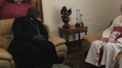 Antonio Jaka, bispo de Benguela e secretário-geral da CEAST D. Antonio Jaka