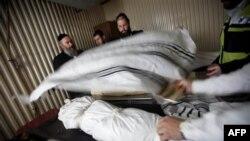جستجوی گسترده مأموران فرانسوی برای يافتن قاتل يک خاخام و سه کودک يهودی
