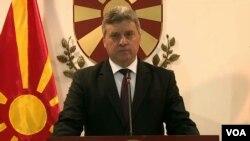 Makedoniya prezidenti Qeorqi İvanov