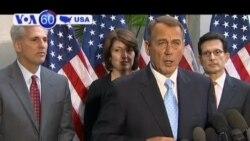 Lãnh đạo ở Thượng viện Mỹ đạt thoả thuận mở cửa lại chính phủ