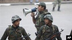 انحلال پارلمان و لغو قانون اساسی در مصر