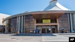 L'aéroport de Sharm el Sheikh dans le sud du Sinaï, Egypte, 31 octobre 2015.