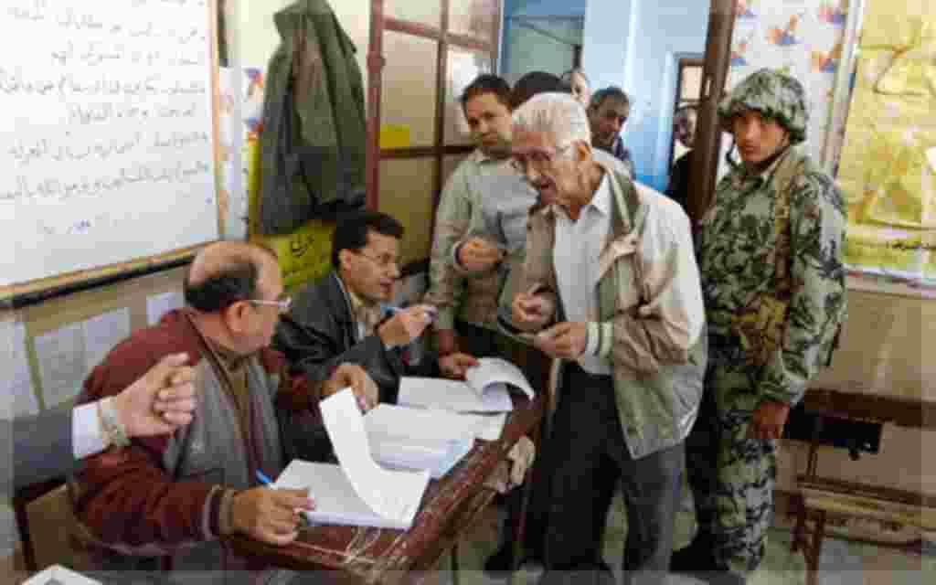 La votación se llevó adelante en un clima pacífico en toda la gobernación capitalina, una de las varias regiones que participan de la primera etapa de las elecciones.
