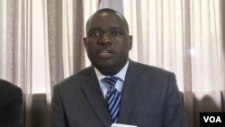 Zimbabwe Foreign Minister, Retired General Sibusiso Moyo