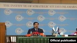 پاکستان د دفاع وزیر خرم دستگیر