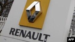 法國雷諾汽車公司商標。