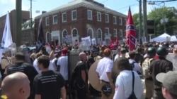 夏洛茨维尔暴力冲突一周年后,另类右翼将在华盛顿集会