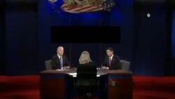 Biden-Ryan Tartışması Söz Düellosuna Döndü