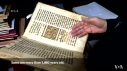 Iraqi Priest Rescues Ancient Manuscripts from IS Destruction