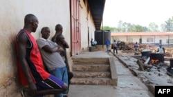Kimwe mu bigo binyuzwamo abafatiwe mu bikorwa by'ubuzererezi bizwi nka Transit Centers i Gikondo