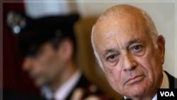Ketua Liga Arab, Nabil El Araby mendesak gencatan senjata segera di Suriah.