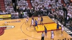 НБА: Мајами хит ги елиминираа Њујорк никс
