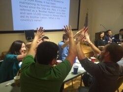 [뉴스풍경 오디오] 워싱턴에서 열린 북한 상식 퀴즈대회
