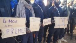 Polisiw Ka Lafasa Jɛkulu Ŋɛmɔkɔ , Bougouna Dembele ka Jaabi Commissaire Oumar Samake, ka Labɔli Kasola