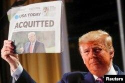 Rais wa zamani Donald Trump