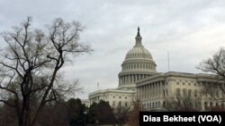 The U.S. Capitol Hill building in Washington, DC, on Jan. 10, 2018.(Photo: Diaa Bekheet)
