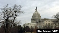 Gedung Capitol di Washington DC, 10 Januari 2018. (Photo: Diaa Bekheet)
