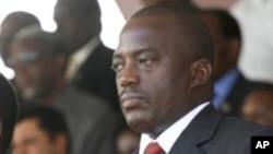 Joseph Kabila, President of the Democratic Republic of Congo