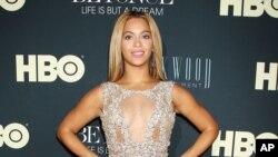 Beyonce termasuk selebriti yang menjadi target pembocoran data keuangan pribadi di Internet. (Foto: Dok)