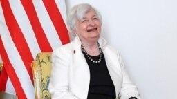 Bộ trưởng Tài chính Hoa Kỳ Janet Yellen.