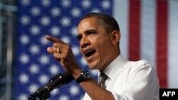 Prezident Obama ishsizlikni kamaytirish asosiy masala deya ta'kidlab kelmoqda