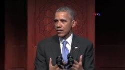 Prezident Obama Baltimorda məscidi ziyarət edib