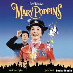 پوستر اولین فیلم مری پاپینز